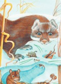 Мышка. Сказка для детей